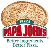 Papa John's Cheese Pizza